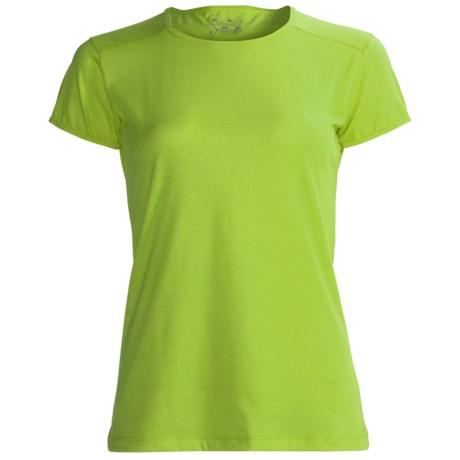 Terramar Dri-Release® T-Shirt - Lightweight, Short Sleeve (For Women)