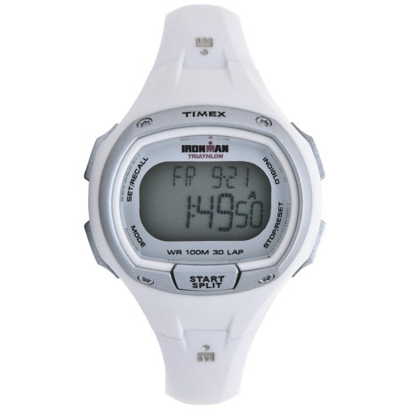 Timex Ironman Sleek 30-Lap Sports Watch (For Women)