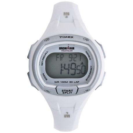 Timex Ironman Sleek 30-Lap Sports Watch (For Women)