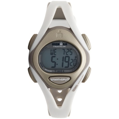 Timex Ironman Sleek 50-Lap Sports Watch (For Women)