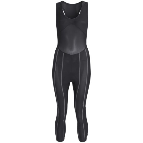 Skins Cycle Pro Compression Bib 3/4 Tights (For Women)