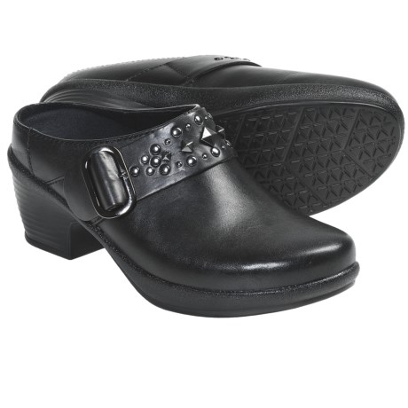 Klogs Nashville Clogs - Leather, Stud Accents (For Women)