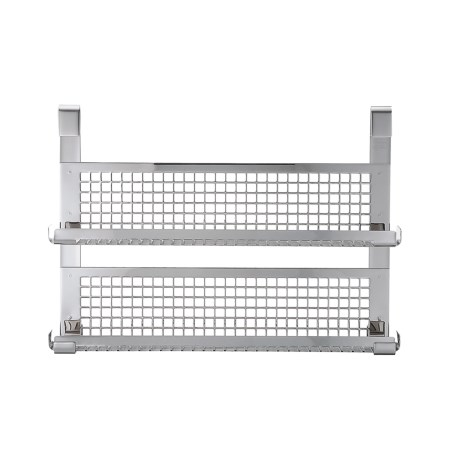 Rosle Double Shelf Spice Rack - Stainless Steel