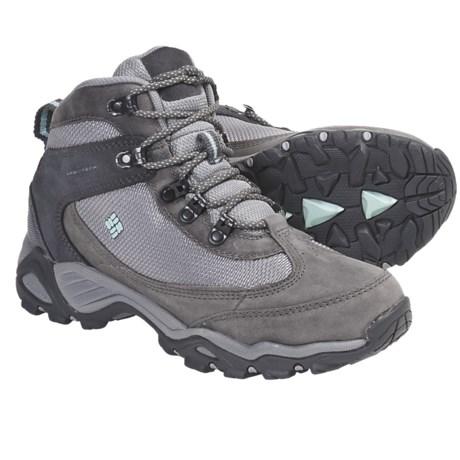 Columbia Sportswear Raven Ridge Mid Omni-Tech® Hiking Boots - Waterproof (For Women)