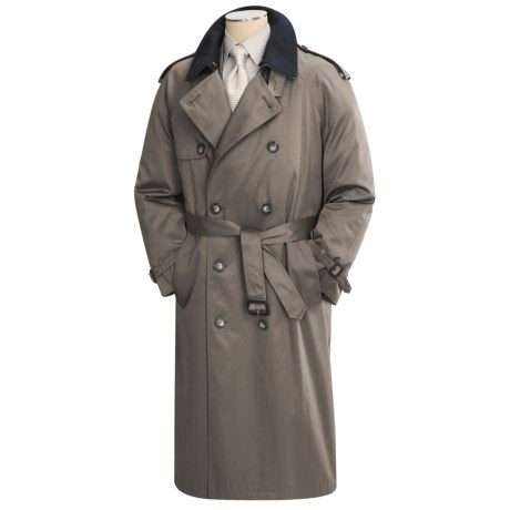 Lauren by Ralph Lauren Double-Breasted Trench Coat (For Men)