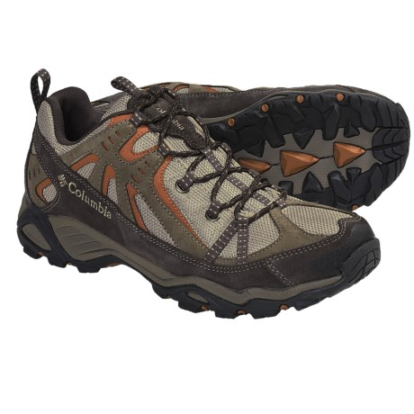 Columbia Sportswear Firelane Low Trail Shoes (For Men)