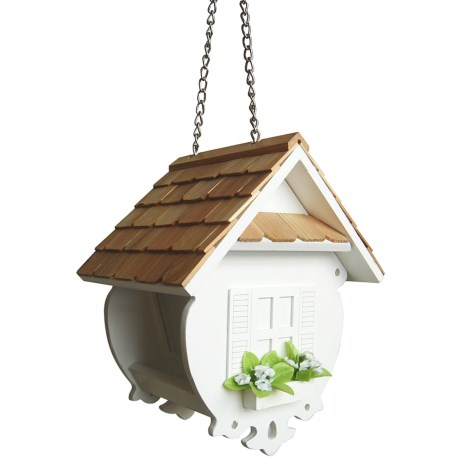 Home Bazaar Little Wren Hanging Feeder