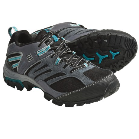 Columbia Sportswear Shasta Ridge Omni-Tech® Trail Shoes - Waterproof (For Women)