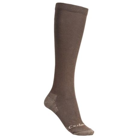 Carhartt Cotton Stretch Knee-High Socks - Lightweight (For Women)
