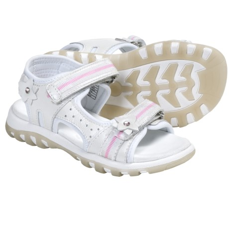 Umi Louise Sandals - Adjustable Straps (For Little and Youth Girls)