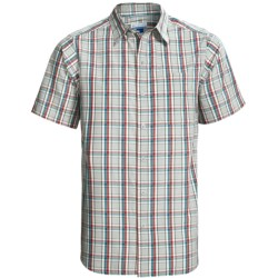 Columbia Sportswear Sterling Fields Shirt - UPF 30, Short Sleeve (For Men)