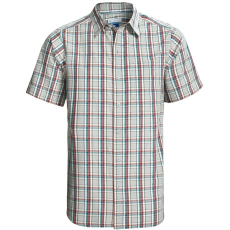 Columbia Sportswear Sterling Fields Shirt - UPF 30, Short Sleeve (For Men)