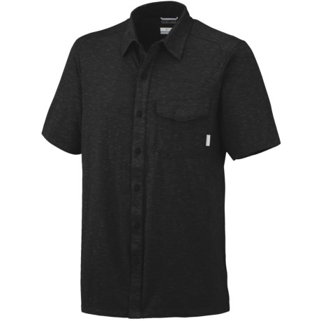 Columbia Sportswear Camp Sparks Shirt - UPF 15, Short Sleeve (For Men)