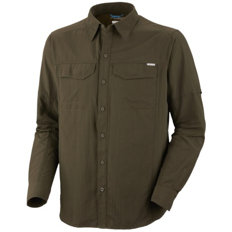 Columbia Sportswear Silver Ridge Shirt - UPF 50, Long Roll-Up Sleeve (For Men)