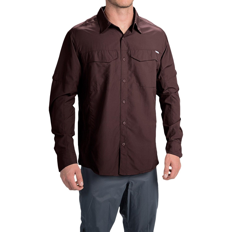 Columbia Sportswear Silver Ridge Shirt For Men 5249j