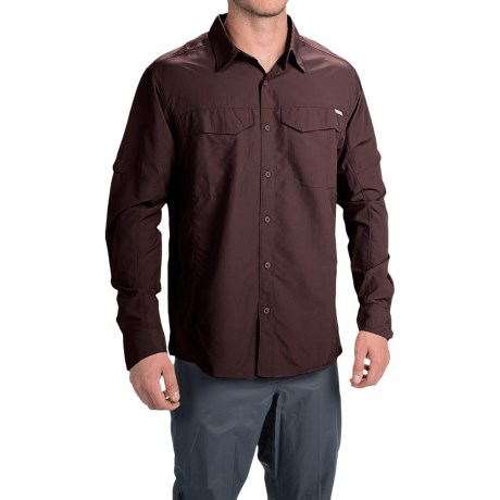 Columbia Sportswear Silver Ridge Shirt - UPF 50, Long Roll-Up Sleeve (For Men)