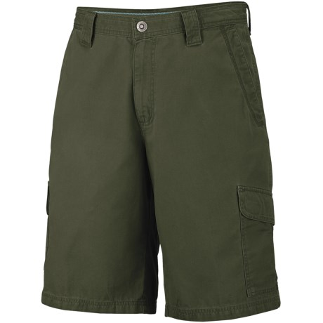Columbia Sportswear Ultimate Roc Cargo Shorts - UPF 50 (For Big Men)