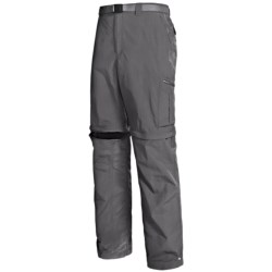 Columbia Sportswear Silver Ridge Convertible Pants - UPF 50 (For Big and Tall Men)