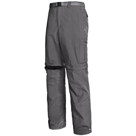 Columbia Sportswear Silver Ridge Convertible Pants - UPF 50 (For Big and Tall Men)