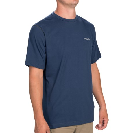 Columbia Sportswear Thistletown Park Crew Shirt - Short Sleeve (For Men)