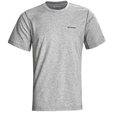 Columbia Sportswear Speedhike II Shirt - Short Sleeve (For Men)
