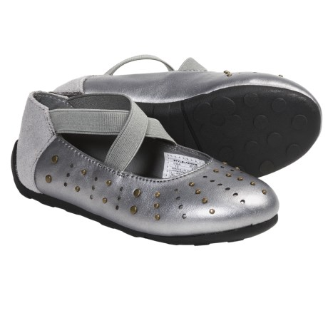 Umi Addie Shoes - Leather, Slip-Ons (For Kid and Youth Girls)