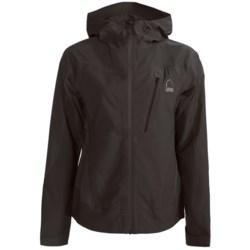 Sierra Designs Vapor Hoodie Jacket - Soft Shell (For Women)