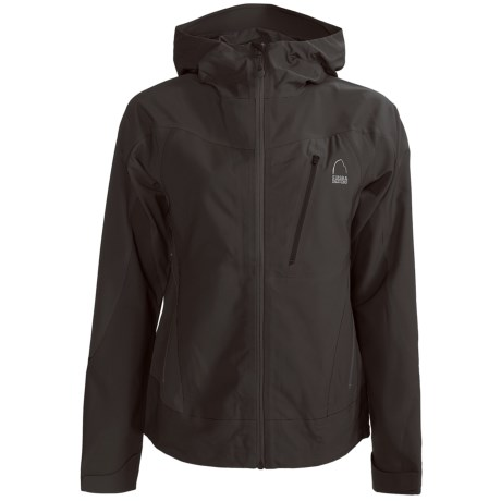 Sierra Designs Vapor Hoodie Jacket - Soft Shell (For Women)