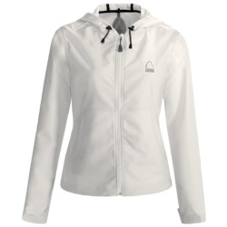Sierra Designs Campfire Hoodie Jacket - Soft Shell, Full Zip (For Women)