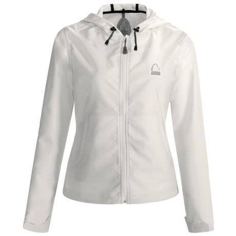 Sierra Designs Campfire Hoodie Jacket - Soft Shell, Full Zip (For Women)