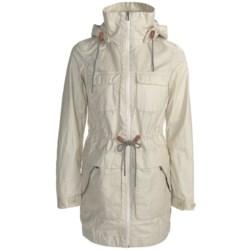 Columbia Sportswear Brooklyn Avenue Safari Jacket - Waxed Cotton (For Women)