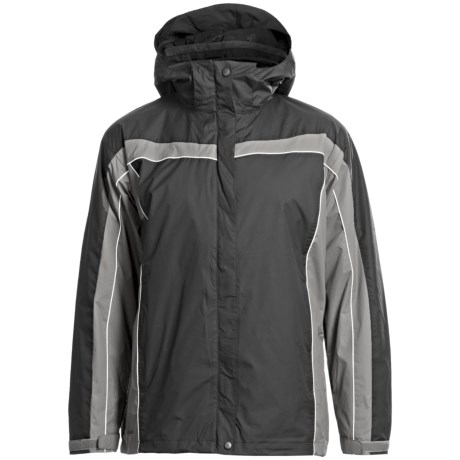 Columbia Sportswear Arctic Trellis Jacket - 3-in-1 (For Plus Size Women)
