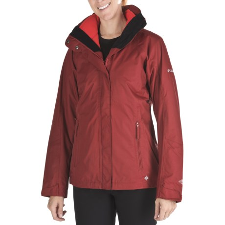 Columbia Sportswear Pioneering Peak 3-in-1 Jacket - Waterproof (For Women)