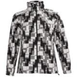 Columbia Sportswear Benton Springs Print Jacket - Fleece (For Plus Size Women)