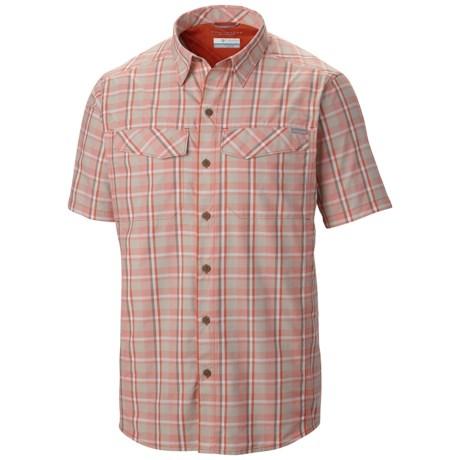 Columbia Sportswear Silver Ridge Plaid Shirt - UPF 30, Short Sleeve (For Men)