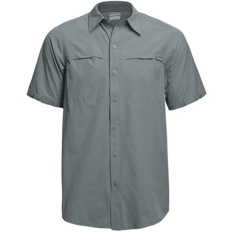 Columbia Sportswear Cool Creek Stretch Shirt - UPF 15, Short Sleeve (For Men)