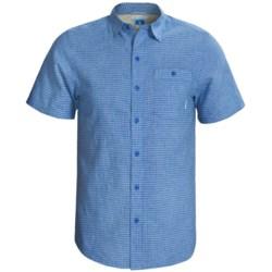 Columbia Sportswear Cory Edge Shirt - Short Sleeve (For Men)