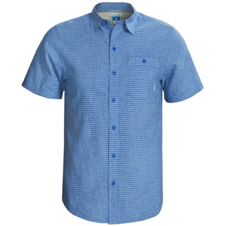 Columbia Sportswear Cory Edge Shirt - Short Sleeve (For Men)