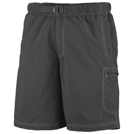 Columbia Sportswear Palmerston Peak Shorts - UPF 50, Built-In Mesh Brief (For Big Men)