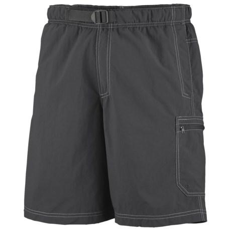 Columbia Sportswear Palmerston Peak Shorts - UPF 50, Built-In Mesh Brief (For Big Men)