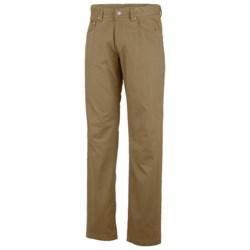 Columbia Sportswear Stahl Rung Pants - UPF 50 (For Tall Men)
