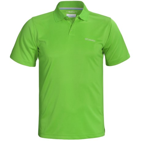Columbia Sportswear Glacial Freeze Polo Shirt - UPF 30, Short Sleeve (For Men)