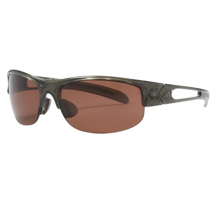 Adidas Adilibria Half-Rim Sunglasses - Polarized, Small