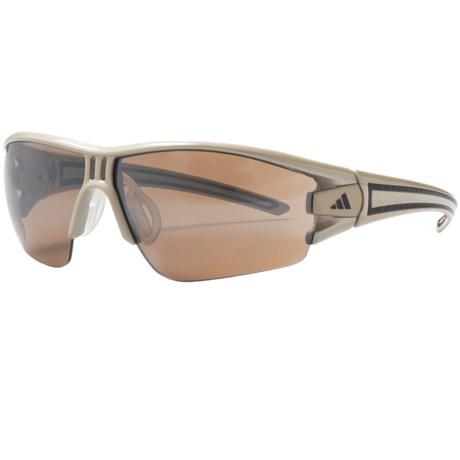Adidas Evil Eye Half Rim Sunglasses - Small