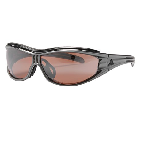 Adidas Evil Eye Pro Metallic Sunglasses - Small, Additional Lenses Included