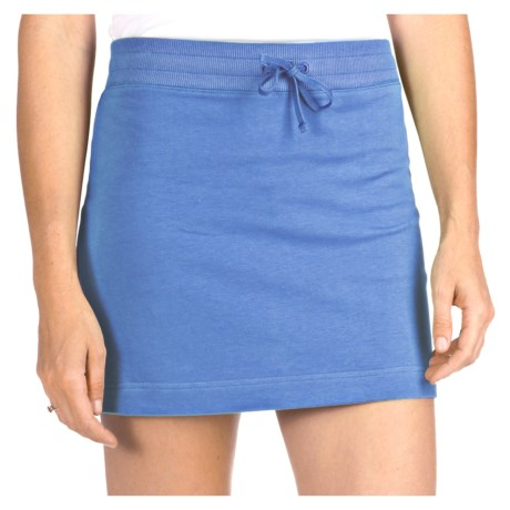 Specially made French Terry Athletic Skirt - Stretch Cotton (For Women)