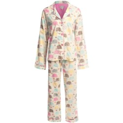 P.J. Salvage Pajamas in a Bag - Cotton, Long Sleeve (For Women)