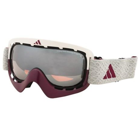 Adidas ID2 Snowsport Goggles