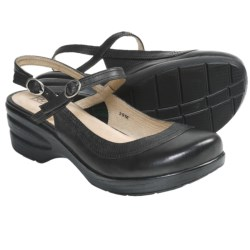 Portlandia Multnomah Mary Jane Clogs - Leather (For Women)