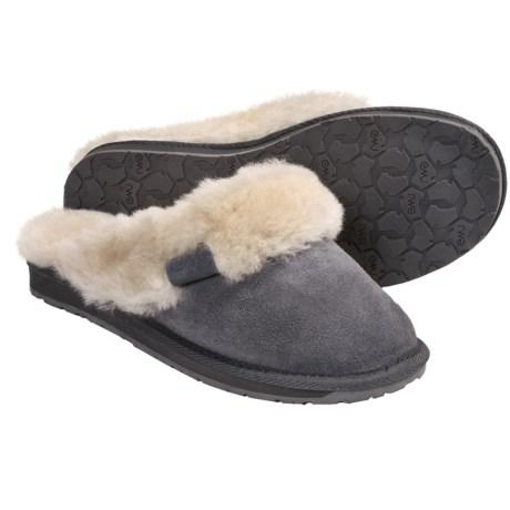 Emu Jolie Slippers - Sheepskin, Suede (For Women)